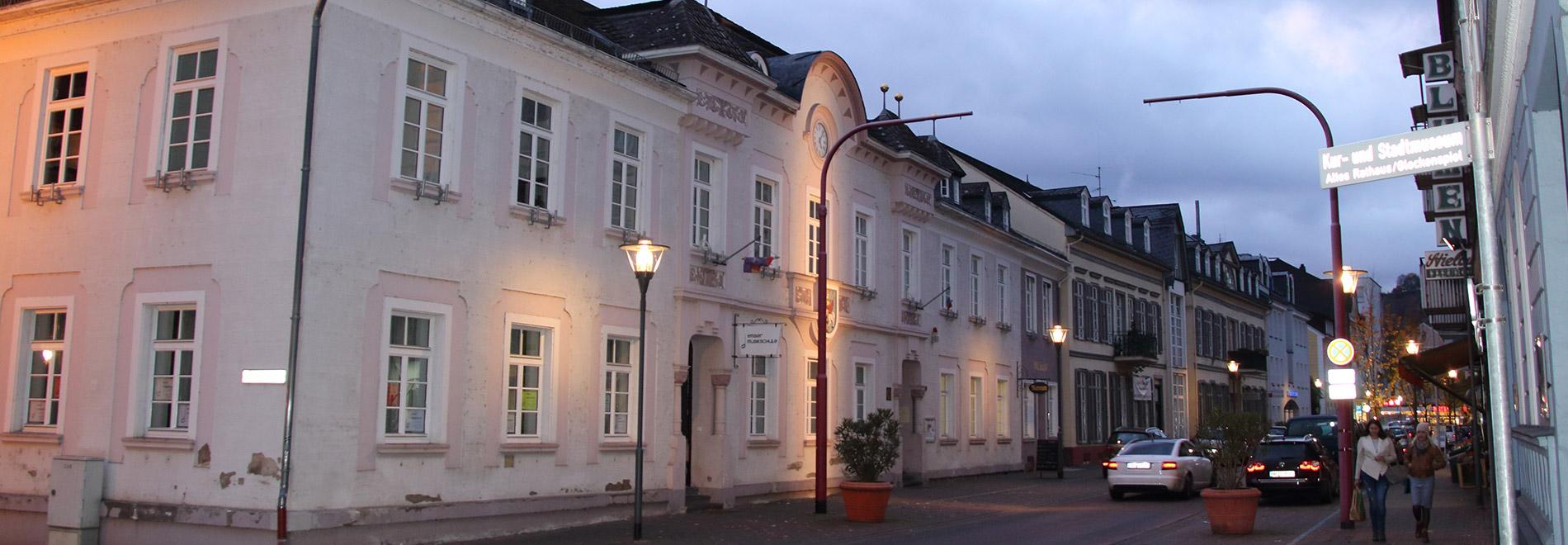 Bad Ems, Stadtsanierung Römerstraße
