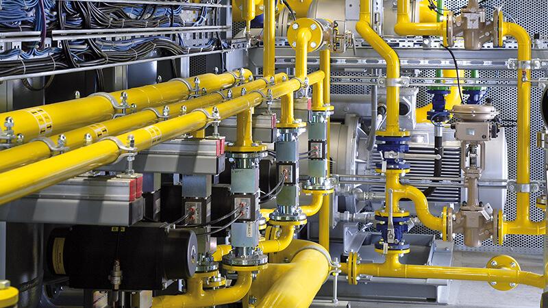 Gebäudeautomation (GA) / Mess-, Steuerungs- und Regelungstechnik (MSR)